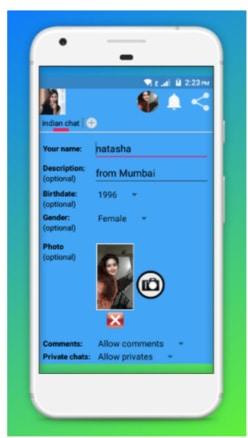 Yahan Per Desi Ladkiyan De Rahi Hai Apna #WhatsApp Number
